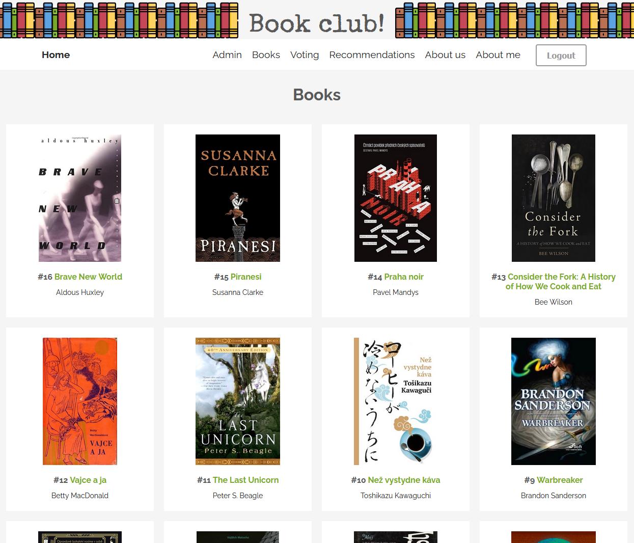 All books